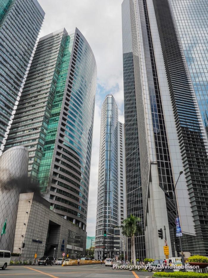 Makati International Finance District