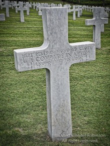 Manila American Cemetery and War War II, Battle Monument, Fort Bonifacio, Taguig City, Philippines.