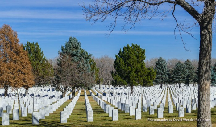 Fort Logan Veteran's Cemetery